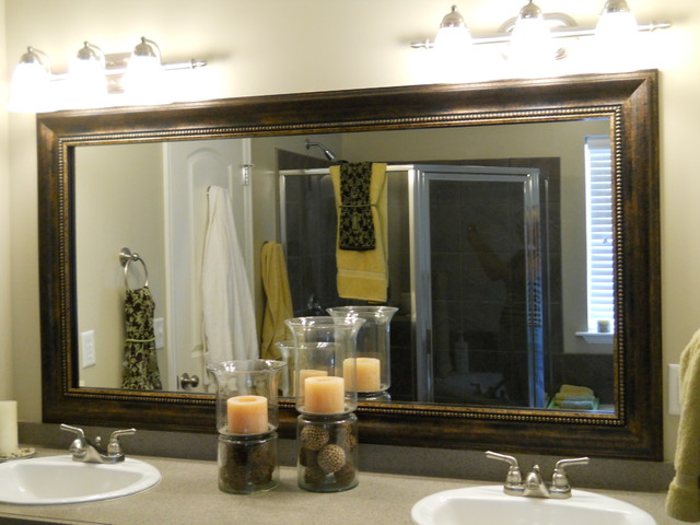 Big Bathroom Mirrors 19 Ideas - EnhancedHomes.org