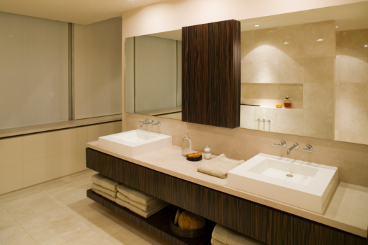 Big Bathroom Mirrors 20 Renovation Ideas
