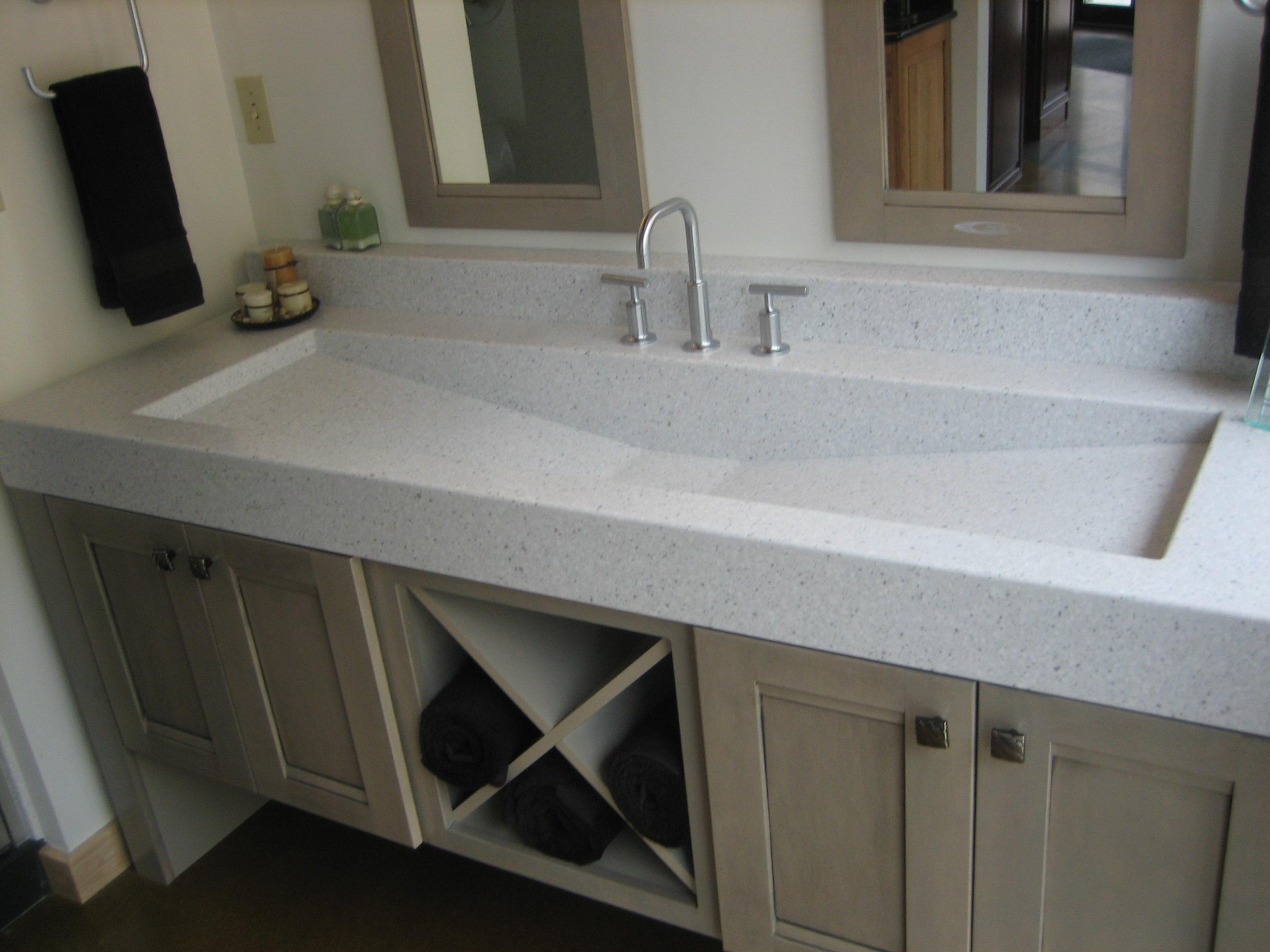 Big Bathroom Sinks 2 Inspiration EnhancedHomes