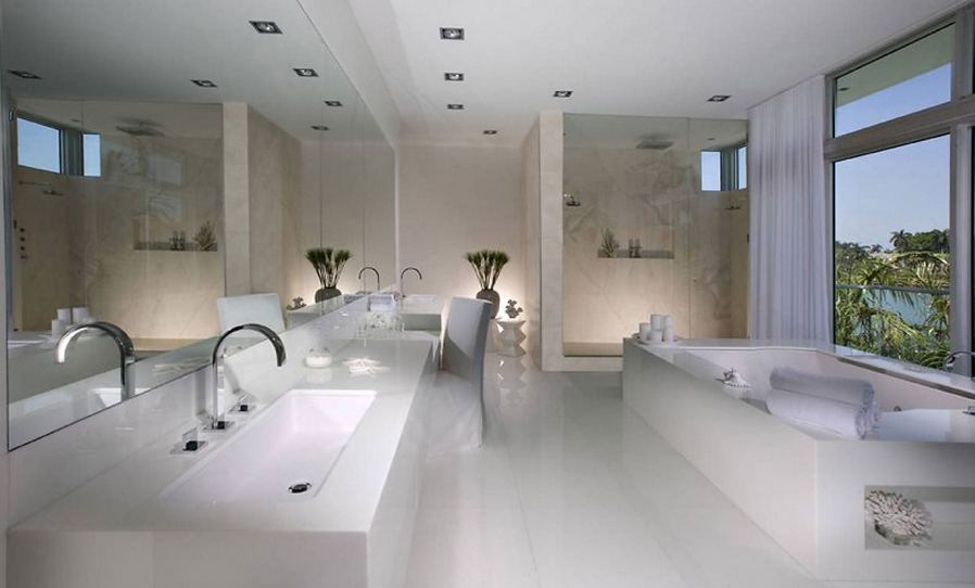 Big bathrooms 3 inspiration for Big bathroom ideas