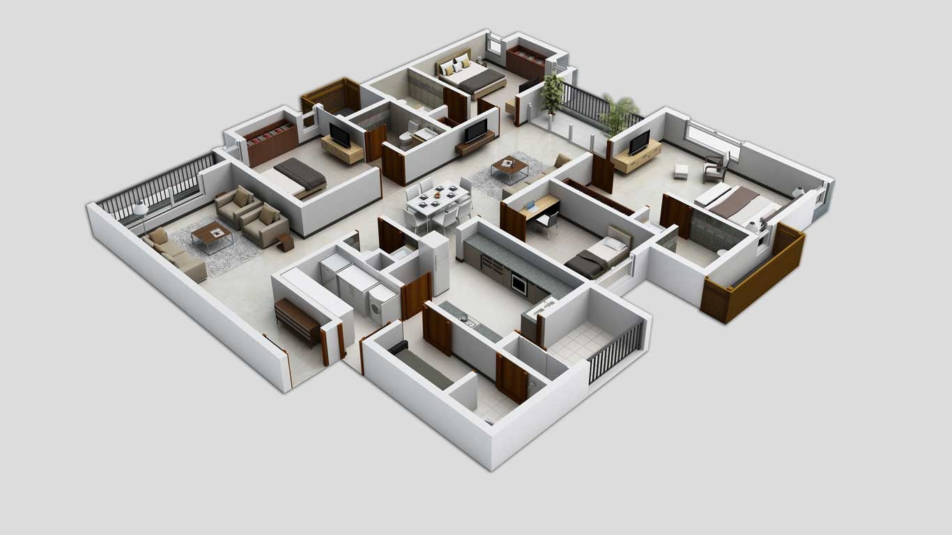 Perfect Big Bedroom House Plans 10 Architecture