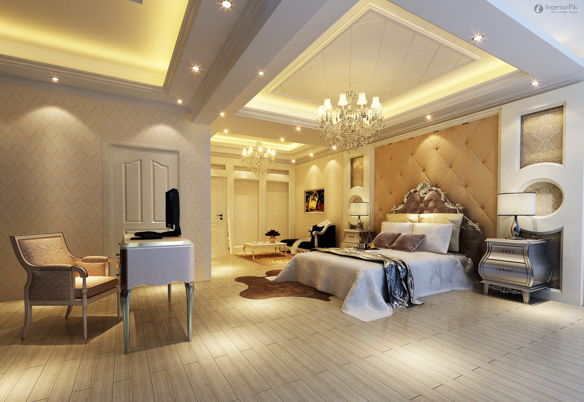 Big Bedrooms 8 Decoration Inspiration