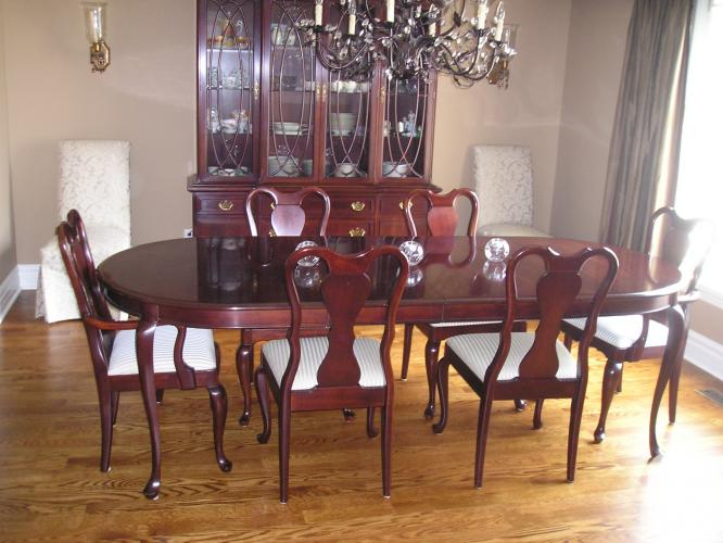Big Dining Room Set 1 Arrangement