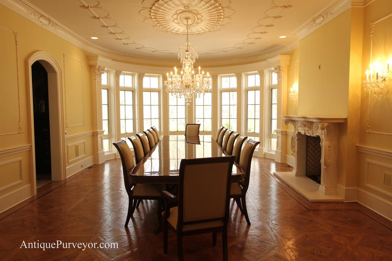 Big Dining Room Table 30 Designs