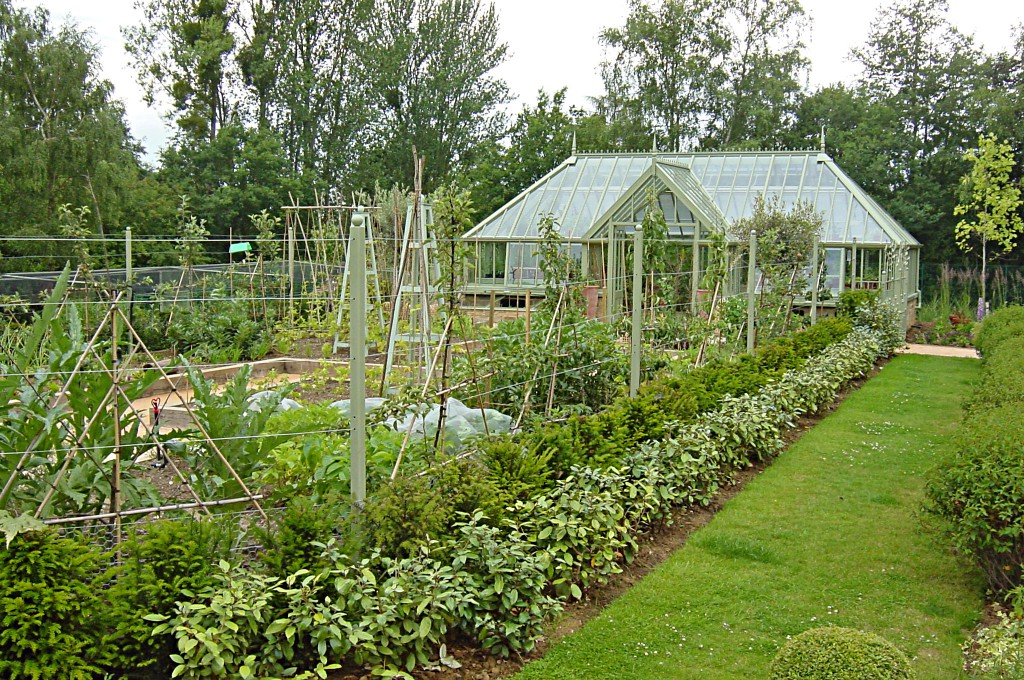 Big garden design 14 architecture Large vegetable garden design plans