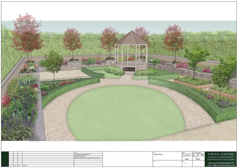 Big garden design 27 renovation ideas Large backyard design ideas