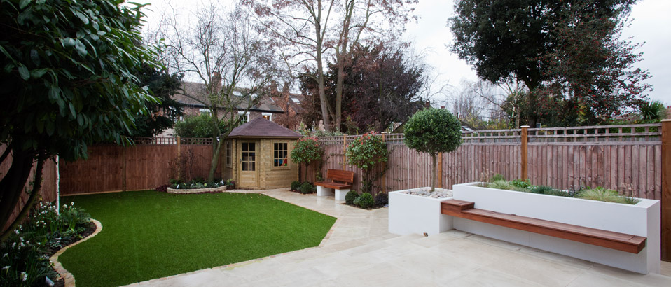 big garden design 9 home ideas - Garden Design London