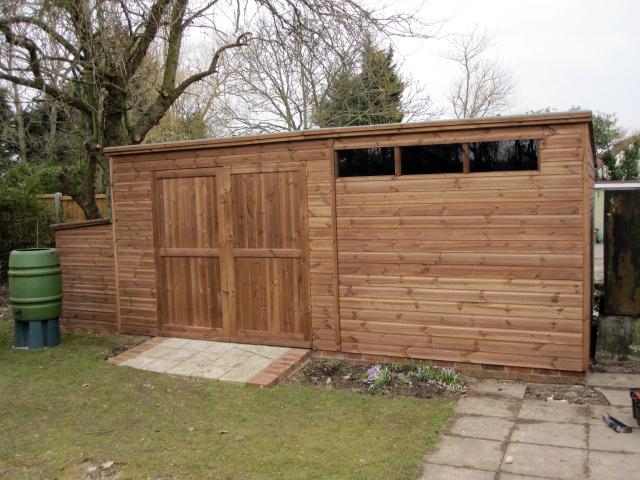 Big garden shed 40 renovation ideas for Garden renovation ideas