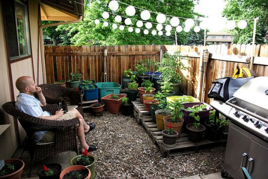 Big Gardens In Small Spaces 19 Design Ideas