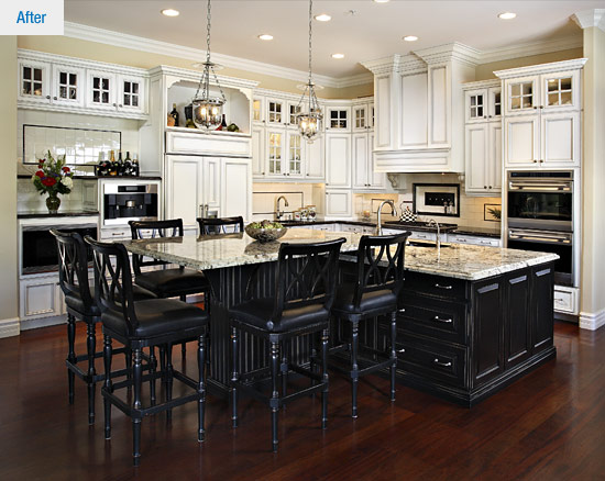 Big kitchen design ideas 1 design ideas for Kitchen designs big