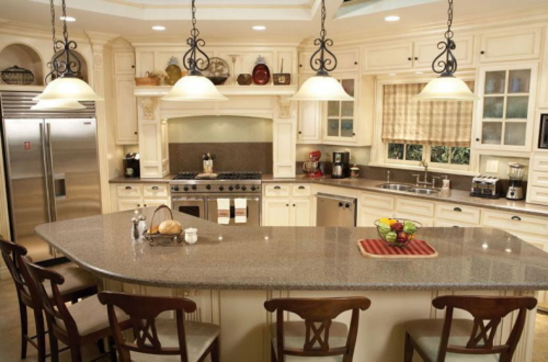 Big Kitchen Design Ideas 5 Picture Enhancedhomes Org