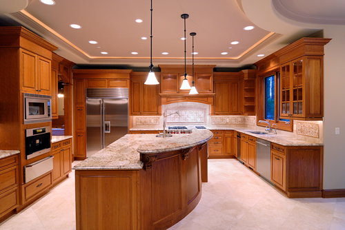 Big Kitchens Design Ideas EnhancedHomesorg - Big kitchens