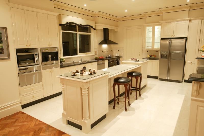 big kitchen ideas - kitchen design ideas