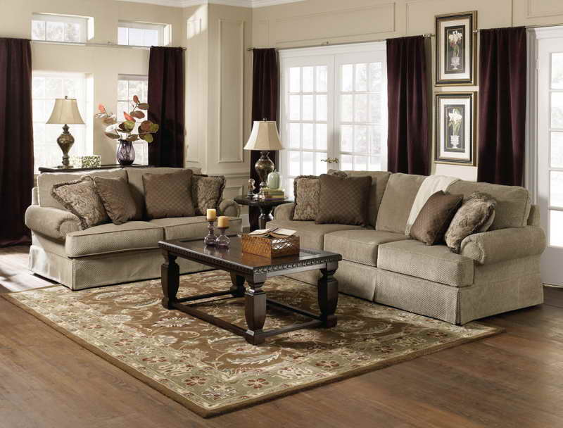 Big Living Room Furniture 6 Ideas. Big Living Room Furniture 1 Home Ideas   EnhancedHomes org