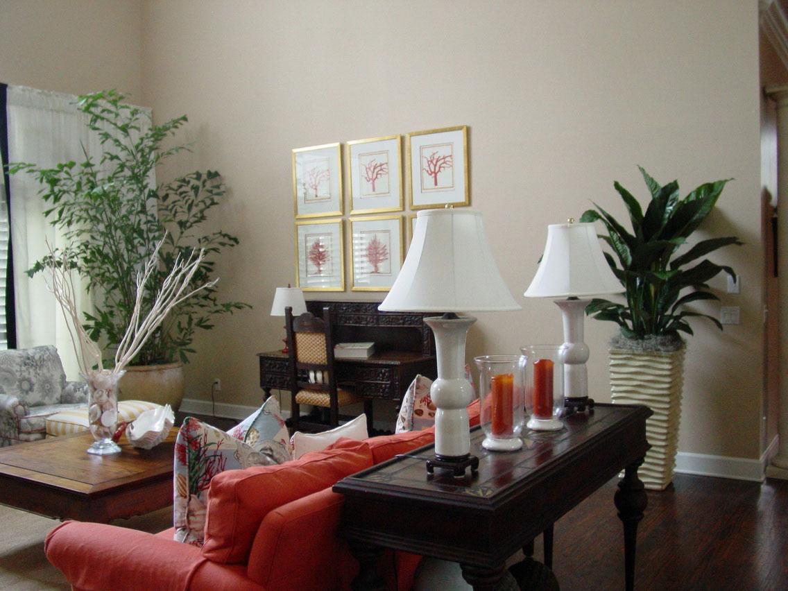 Big Living Room Plants 22 Design Ideas - EnhancedHomes.org