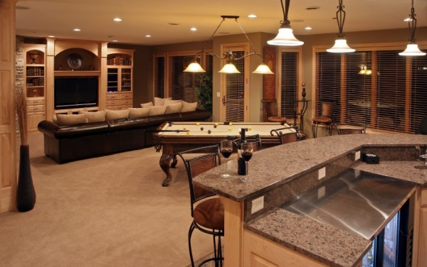 Elegant basements 14 ideas for Free finished basement plans