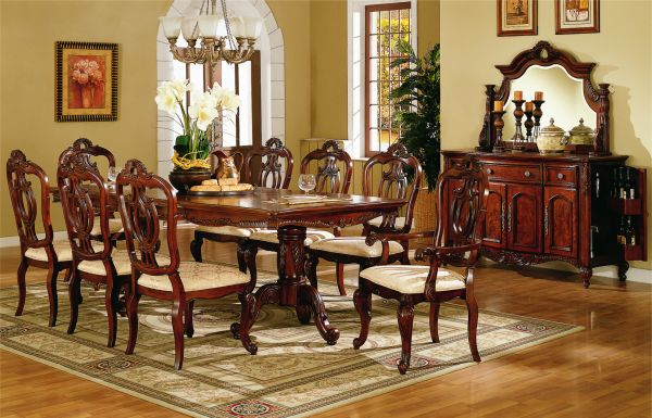 Fine Dining Room Tables And Chairs 1 Renovation Ideas ...