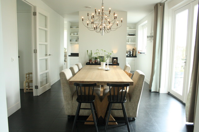 Houzz small dining room 33 decoration idea for Small dining room ideas houzz
