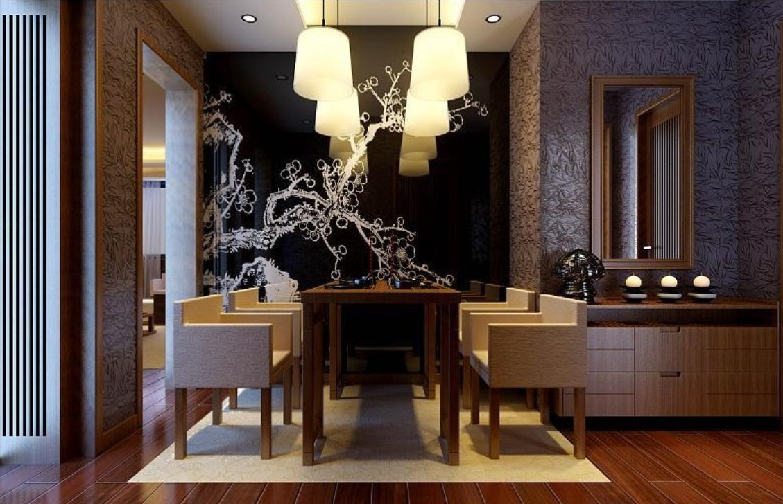 Modern And Elegant Dining Room Renovationg Ideas