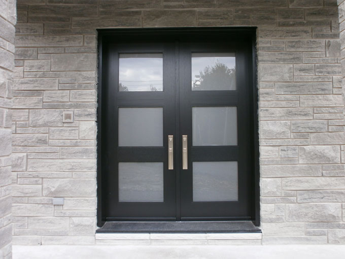 Modern exterior door 5 ideas for Modern front doors for homes