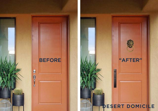 Modern Exterior Door Hardware 10 Arrangement