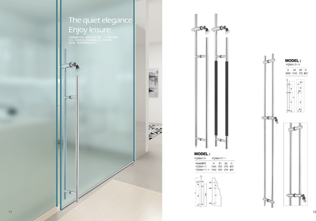 modern exterior door hardware ideas