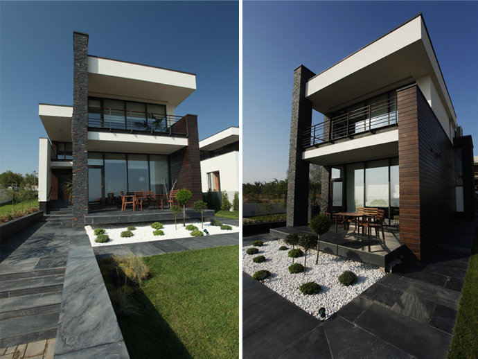 Modern Exterior Finishes 25 Inspiring Design