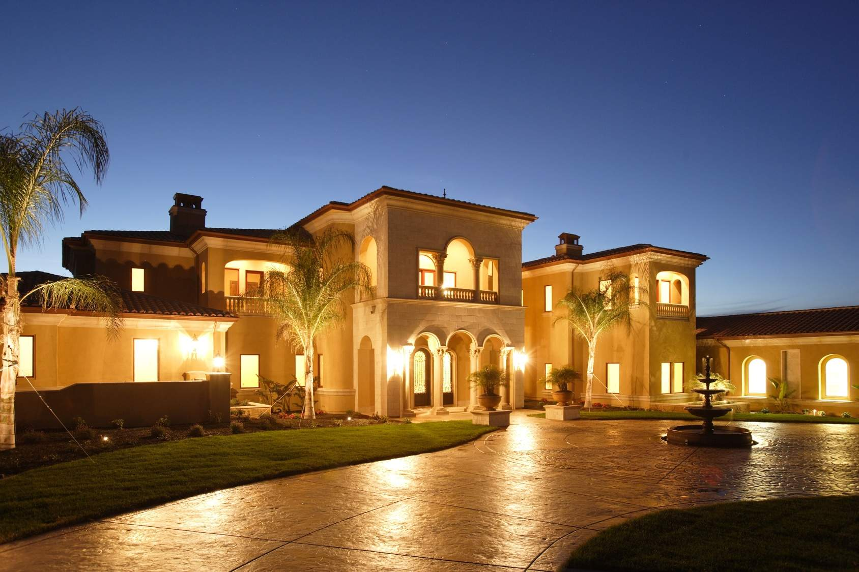 Modern house exterior lighting ideas modern house - Home exterior lighting ideas ...