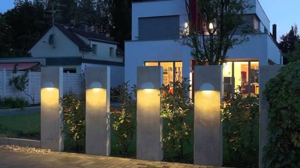 Modern exterior lighting 27 decoration inspiration for Mid century exterior lighting