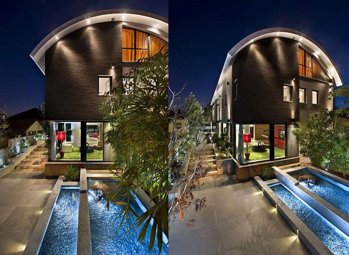 modern exterior lighting 29 decoration idea enhancedhomes org