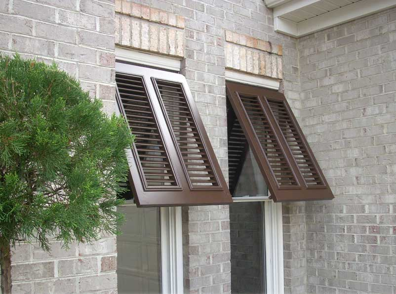 Modern Exterior Shutters 34 Designs