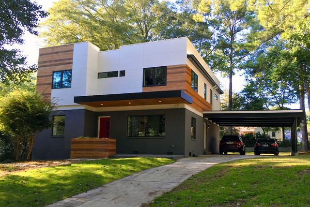 Modern exteriors llc 2 renovation ideas for Modern homes llc