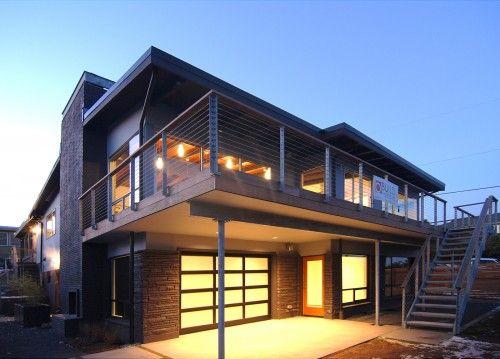 Modern exteriors llc 27 decor ideas for Modern homes llc