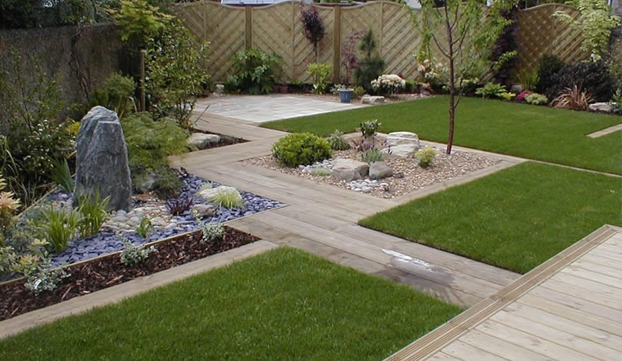 Modern garden 174 renovation ideas for Garden renovation ideas