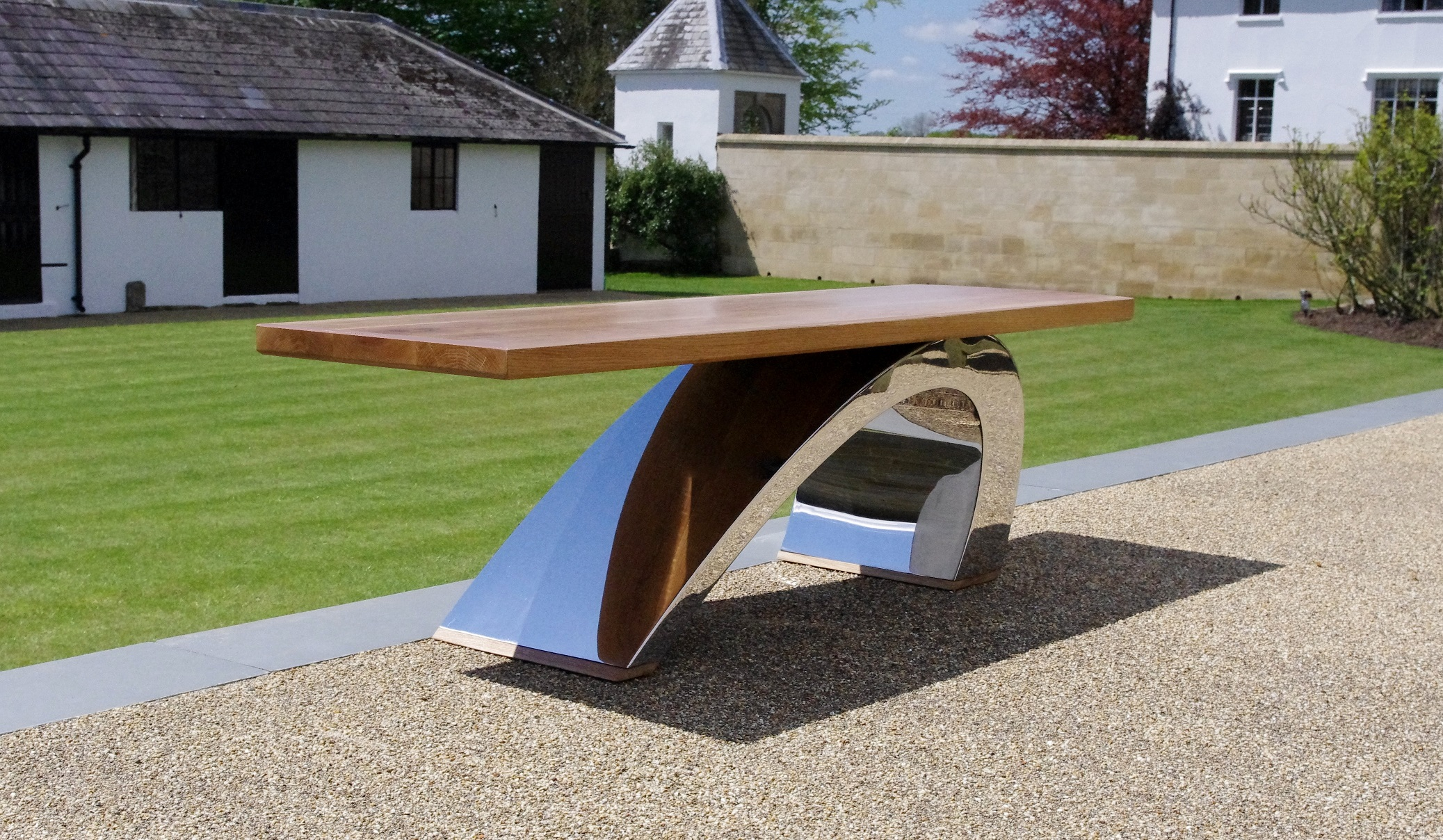 Modern Garden Bench Re Decorating Ideas