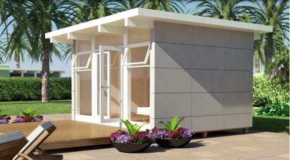 Modern Garden Shed 10 Architecture Enhancedhomes Org