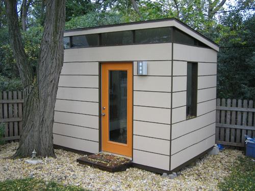 Modern Garden Shed 20 Decor Ideas - EnhancedHomes.org