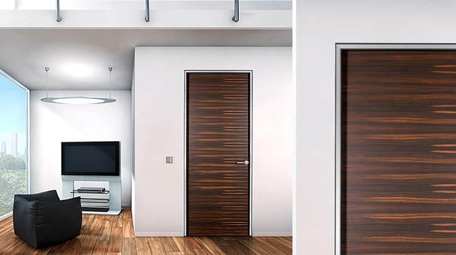 Modern Interior Doors Renovating Ideas