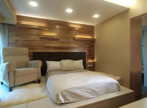 Modern japanese master bedroom 19 arrangement for Modern japanese bedroom design