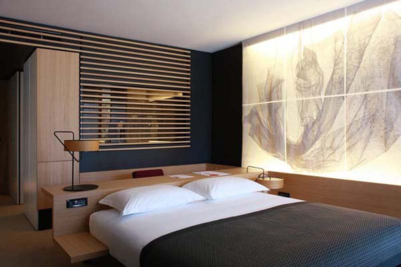 Modern Japanese Master Bedroom 24 Renovation Ideas