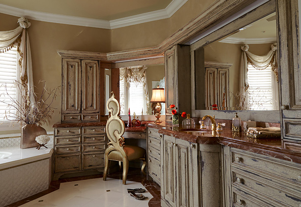 Elegant Bathroom Design Ideas ~ Pics of elegant bathrooms design ideas enhancedhomes
