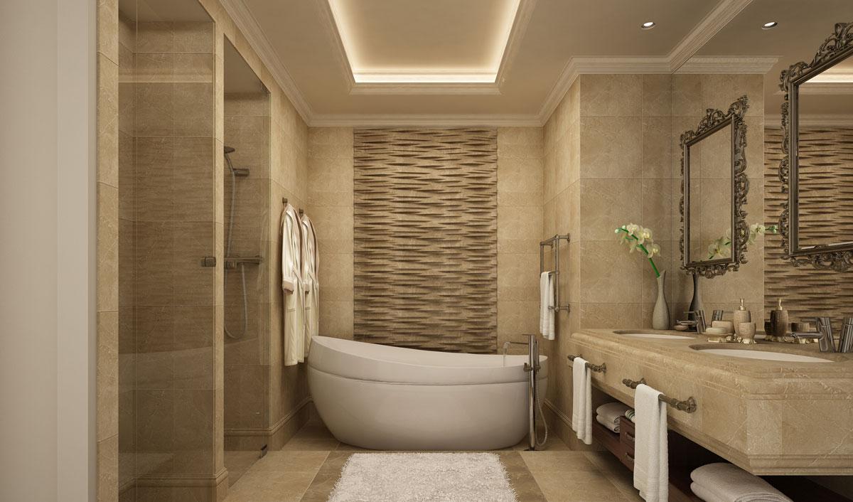 Elegant Bathrooms Elegant Hotel Bath Room Lighting Elegant Bathroom Decoration Decorating