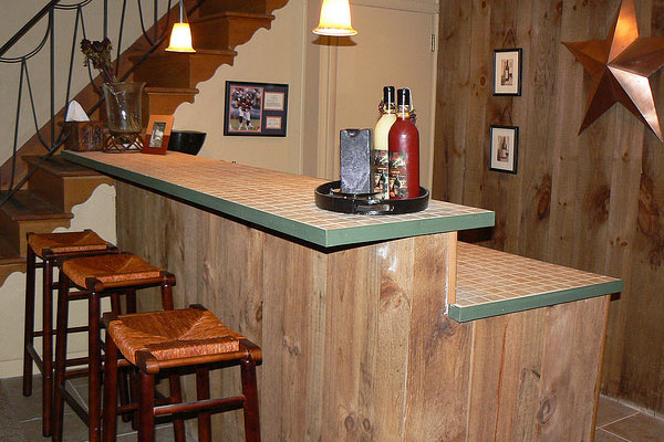 Small basement bar ideas 14 picture for Basement bar dimensions plans
