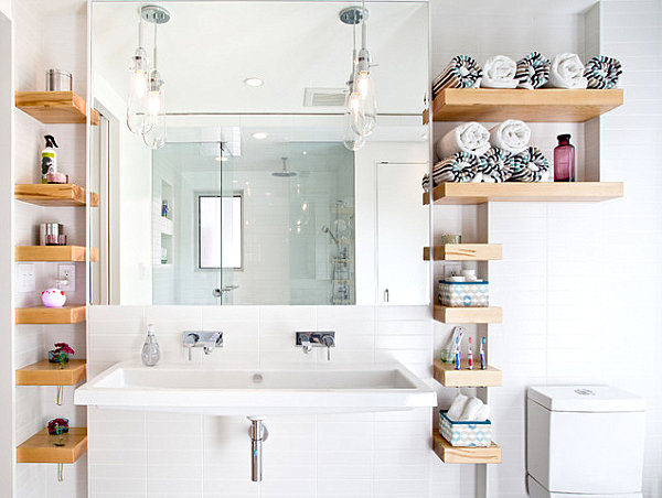 small bathroom storage ideas renovations