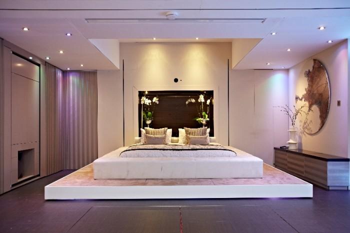 Modern Bedroom Lighting modern bedroom lighting ideas. zamp.co