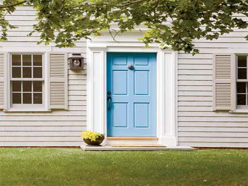 Small exterior doors 19 decor ideas for Small exterior doors