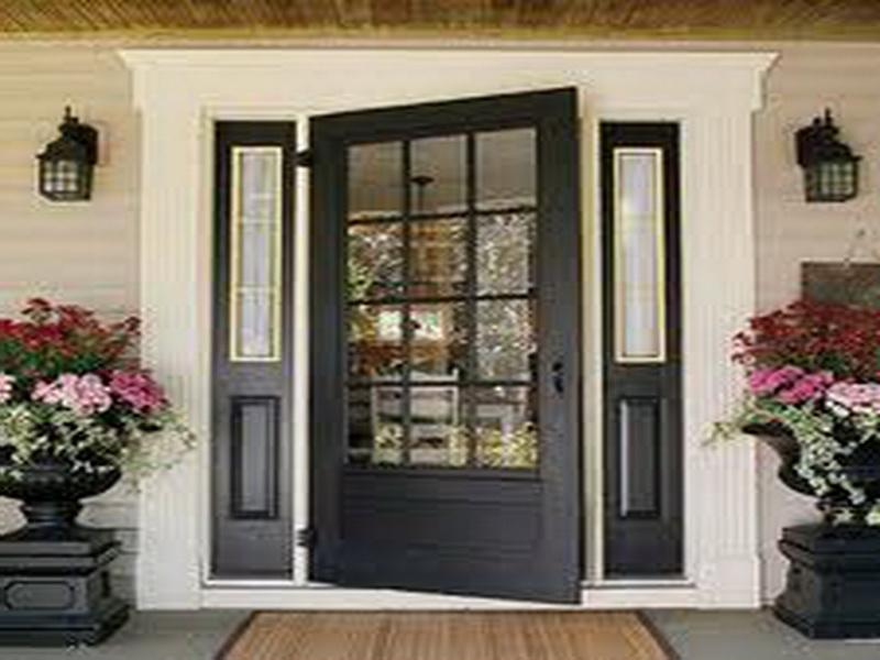 Small exterior french doors 14 ideas for Small exterior doors