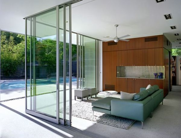 Small Exterior Sliding Glass Doors 27 Ideas - EnhancedHomes.org