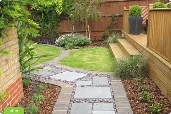 Small Garden Design 1 Architecture