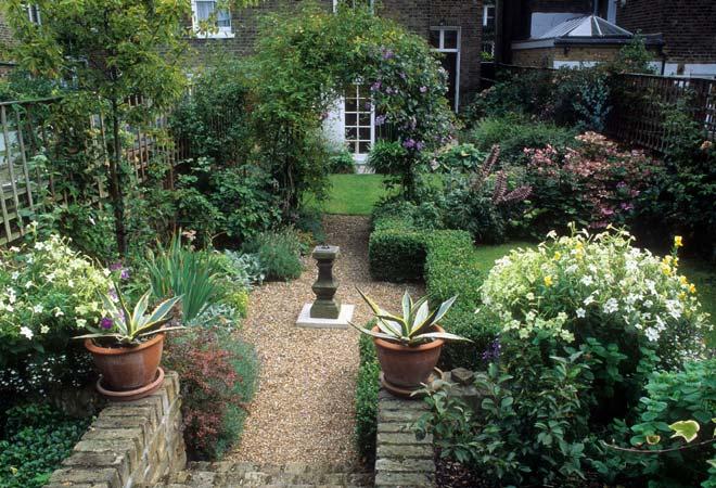 Small garden design 16 inspiration for Small garden inspiration